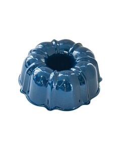 Nordic Ware Bundt 6 Cup tulbandvorm aluminium donkerblauw