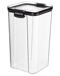 Sistema Ultra voorraaddoos 1,3 liter tritan