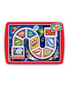 Fred Dinner Winner Hero kinderbord 30 x 21 cm kunststof
