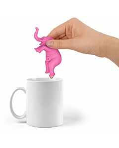 Fred Thee-ei 'Big Brew' silicone roze