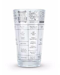 Fred Good Measure Wodka cocktailglas 450 ml glas