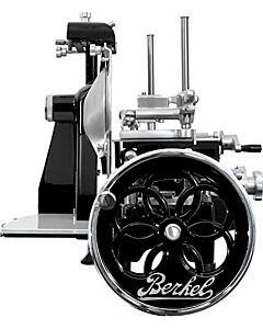 Berkel Volano B2 Flower vliegwielsnijmachine met voet zwart
