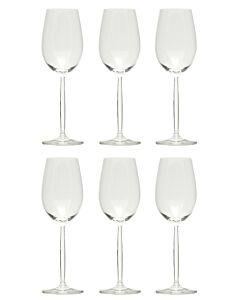 Schott Zwiesel Diva 2 witte wijnglas 300 ml kristalglas 6-delig