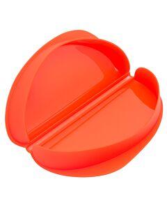 Lékué omeletmaker ovaal 250 ml siliconen rood