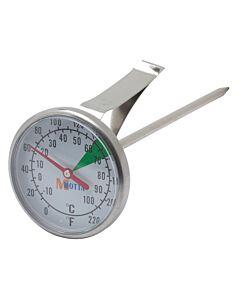 Motta melkthermometer 14 cm rvs