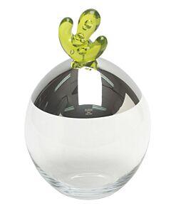 Alessi Big-Ovo koektrommel ø 21 cm glas groen