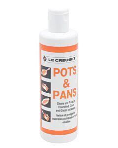 Le Creuset Pots and Pans schoonmaakmiddel 250 ml