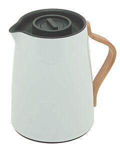 Stelton Emma thee-thermoskan 1 liter rvs lichtblauw