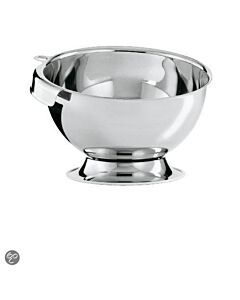 Rösle eiwitkom met houder ø 20 cm 2,6 liter rvs glans