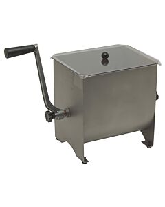 Tre Spade Minimix vleesmengmachine grijs