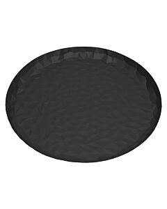 Alessi Joy Nr. 3 schaal ø 40 cm staal zwart