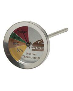Oldenhof bakthermometer 11,5 cm rvs