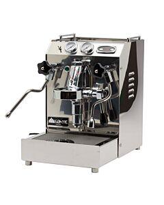Isomac Tea PID espressomachine 3 liter rvs glans