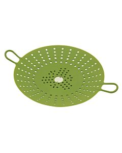 Chef'n Sleekstor Veggisteam stoombloem ø 23 cm silicone groen