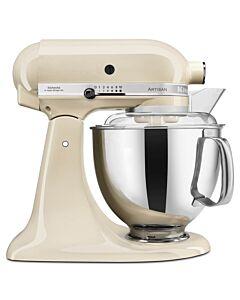 KitchenAid Artisan Elegance standmixer 4,8 liter Amandelwit - 5KSM175PSEAC