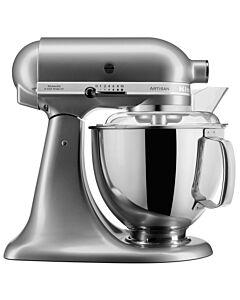 KitchenAid Artisan Elegance standmixer 4,8 liter Contour zilver