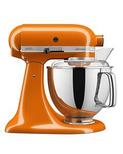KitchenAid Artisan Elegance standmixer 4,8 liter Honey - 5KSM175PSEHY