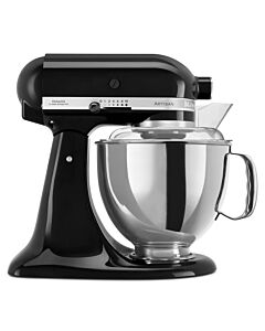 KitchenAid Artisan Elegance standmixer 4,8 liter Onyx zwart - 5KSM175PSEOB