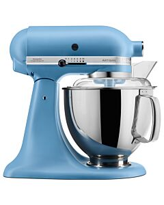 KitchenAid Artisan Elegance standmixer 4,8 liter Vintage Blauw - 5KSM175PSEVB