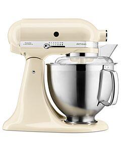 KitchenAid Artisan KSM185 standmixer 4,8 liter Amandelwit