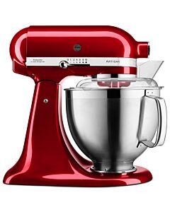 KitchenAid Artisan KSM185 standmixer 4,8 liter Appelrood