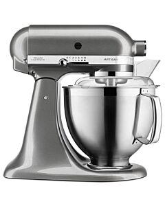 KitchenAid Artisan KSM185 standmixer 4,8 liter Tingrijs - 5KSM185PSEMS