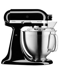 KitchenAid Artisan KSM185 standmixer 4,8 liter Onyx zwart