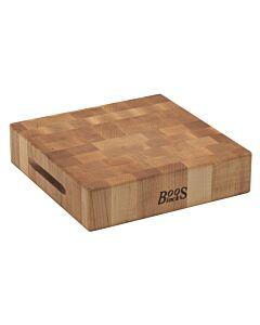 Boos Blocks Classic hakblok 30 x 30 cm esdoornhout