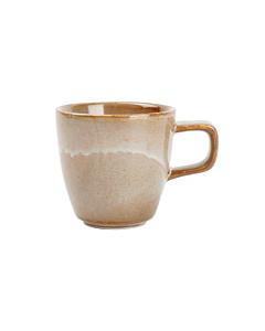 Fine-to-Dine Escura koffiekop 90 ml porselein beige