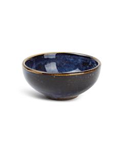 Fine-to-Dine Nova kom ø 10 cm porselein blauw