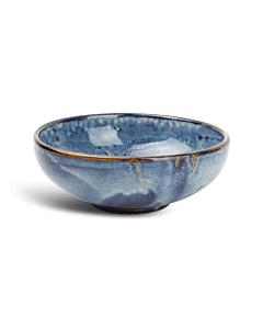 Fine-to-Dine Nova schaal ø 18 cm porselein blauw