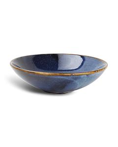 Fine-to-Dine Nova schaal ø 23 cm porselein blauw