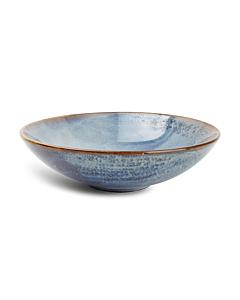 Fine-to-Dine Nova schaal ø 26 cm porselein blauw