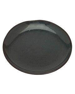 Serax Pure ontbijt- of dessertbord ø 22 cm keramiek zwart