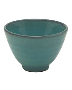 Serax Aqua kom ø 11 cm aardewerk turquoise