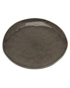 Serax Pure dinerbord ø 28 cm keramiek grijs