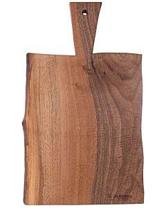 Laguiole en Aubrac Medium snijplank 45 x 25 cm walnoothout