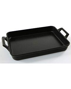 La Cuisine braadslede 32 x 20 cm gietijzer zwart