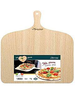Oldenhof pizzaschep 37,5 x 37,5 cm beukenhout