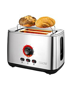 Unold Turbo Toaster broodrooster 2 sleuven rvs
