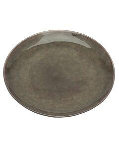 Serax Pure ontbijtbord rond ø 20 cm keramiek grijs