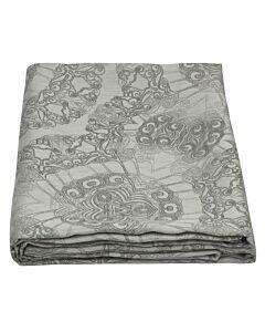 by TextielMuseum tafellaken Minale Maeda - Tweened Damask 303 x 158 cm grijs