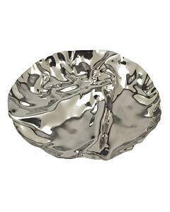 Alessi Pepa hors-d'oeuvre serveerschaal ø 28,4 cm rvs glans