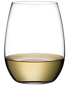 Nude Pure witte wijnglas 390 ml kristalglas 4 stuks