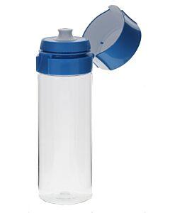 Brita Fill & Go Vital waterfilterfles 600 ml kunststof blauw