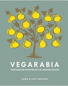 Vegarabia: vegetarische recepten uit het Midden-Oosten