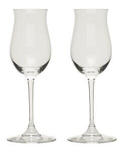 Riedel Bar Cognac Hennessy glas 170 ml kristalglas 2 stuks