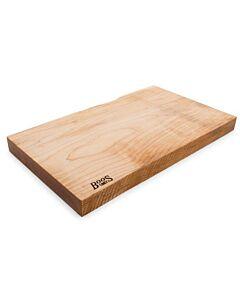 Boos Blocks rustieke snijplank 53 x 30,5 x 4,5 cm esdoornhout