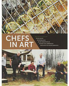 Chefs in art : BBQ recepten