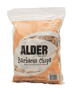 Camerons barbecue houtsnippers 'Alder' 4,25 Liter